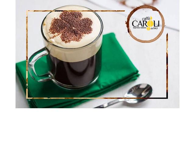 UN SAN PATRIZIO AL GUSTO DI CAFFE'!