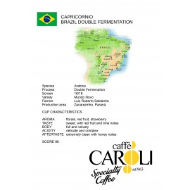 BRAZIL DOUBLE FERMENTATION