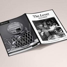THE LEVER MAGAZINE, EDIZIONE NO.1 (ITALIAN VERSION)