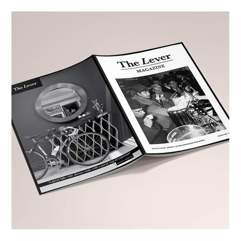 THE LEVER MAGAZINE, EDIZIONE NO.1