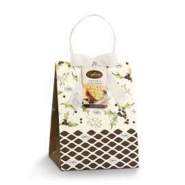 PANETTONE CAFFAREL WITH CHOCOLATE