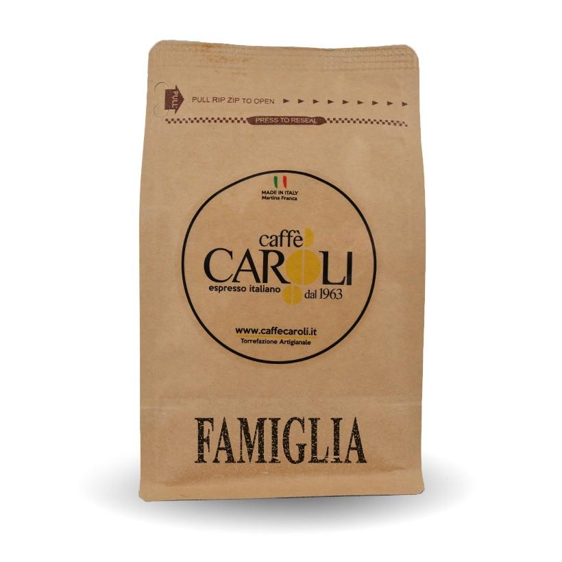 Miscela di caffè Famiglia