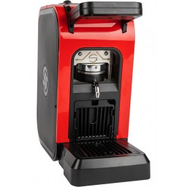 Coffee machine in paper pods ese 44mm Spinel CIAO Red
