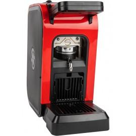 Macchina da caffè in cialda di carta ese 44mm Spinel CIAO rossa