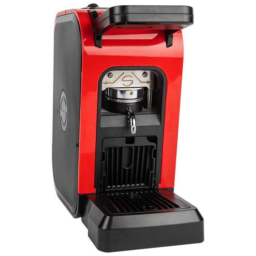 Machine à café en dosettes papier ese 44mm Spinel CIAO rouge