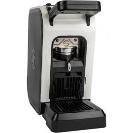 Kaffeemaschine in Papierschale ese 44mm Spinel CIAO Weiß