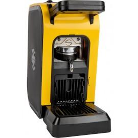 Machine à café en dosettes papier ese 44mm Spinel CIAO jaune