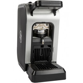 Kaffeemaschine in Papierschale ese 44mm Spinel CIAO metallic grau