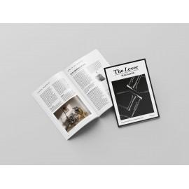THE LEVER MAGAZINE, EDITION NO.3 (ITALIAN VERSION)