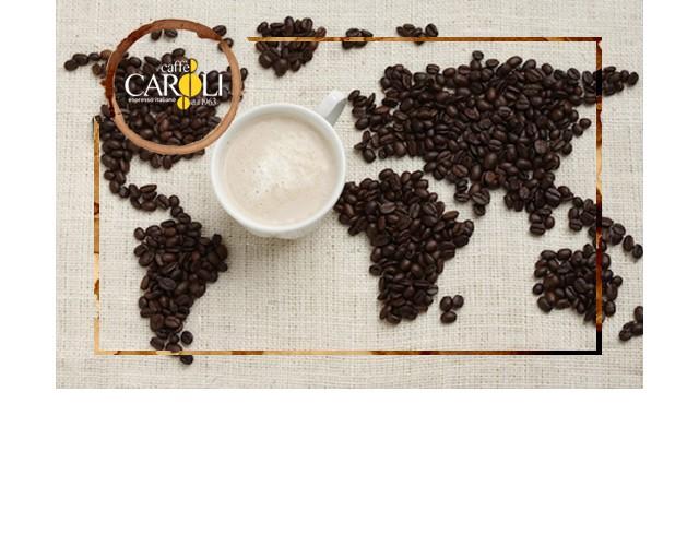 GLI EFFETTI DEL RISCALDAMENTO GLOBALE SUL CAFFE'